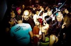 tel aviv nightlife at the bootleg club