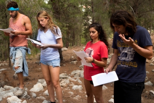 fun facts about israel - israeli youth grand backpacking trip after army service