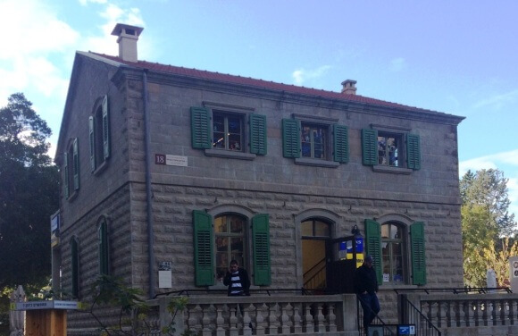 restored and renovated house  in Sarona