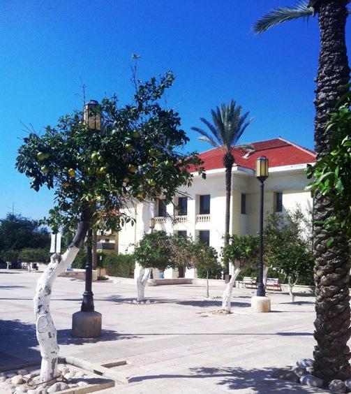 Neve Zedek view in Tel Aviv