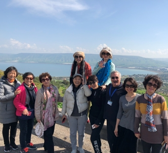 Kevin Shi of China recommends the private, 8 day tour of Israel with Levi private tour guide of Go-TelAviv