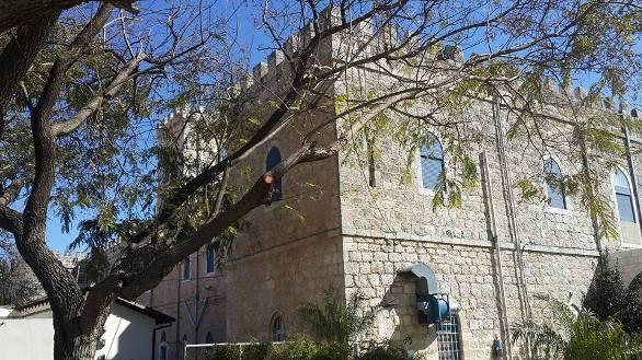Beit Jamal Monastery in the Judean Hills
