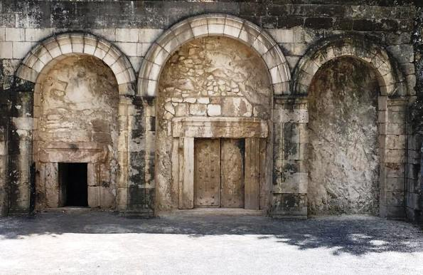 Beit Shearim or House of Gates in Israel