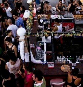 Tel Aviv bars and pubs