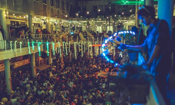TederFM one of the hippest Tel Aviv bars