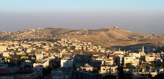 holy land tours view of bethlehem and the judean desert