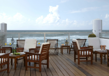carlton hotel tel aviv breakfast at the beach restaurant