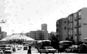 In the 1950's and 60's, during holidays, the Italian Medrano circus came to town smack in the center of Kikar Hamedina in Tel Aviv