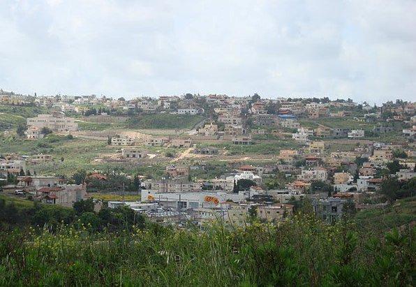 Daliyat el-Carmel, Israel's largest Druze village in Mount Carmel