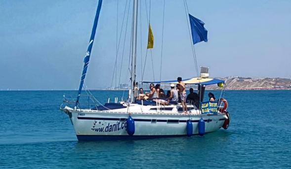 tel aviv tours by sea on a yacht