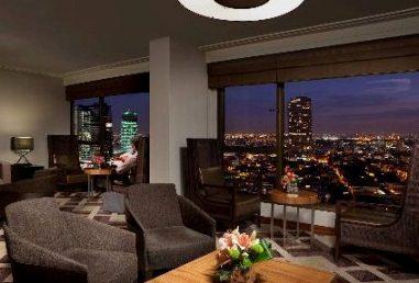 hotel david intercontinental executive lounge