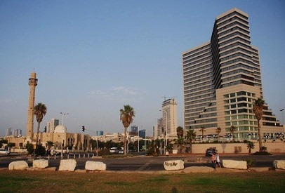 the exclusive david intercontinental hotel in tel aviv