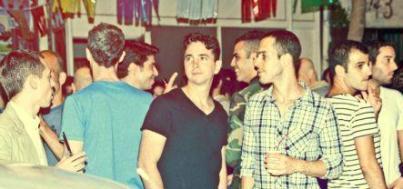 tel aviv gay bar shpagat