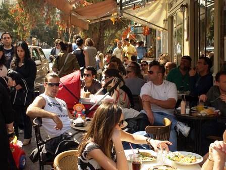Israeli Cities - Coffee Culture in Tel Aviv