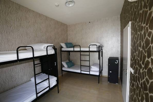 Gordon Inn Hotel also has hostel style economy rooms for 2, 3 and 4 people with shared bathrooms