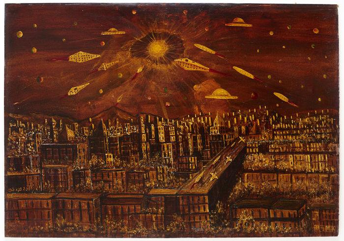 israel art exhibition