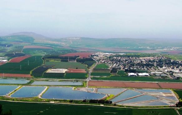 Jezreel Armageddon Valley