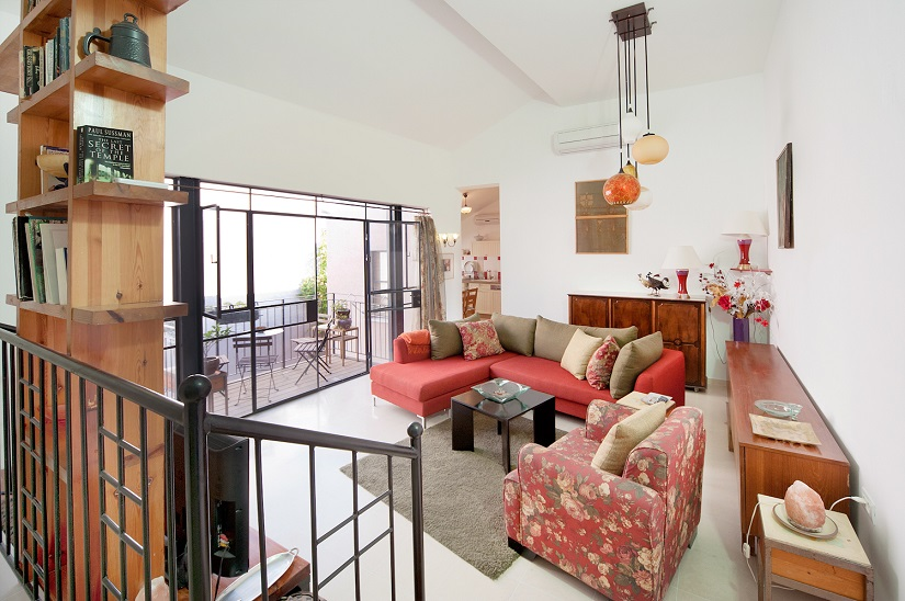 Tel Aviv Neve Tzedek short term rental apartments with go-telaviv.com