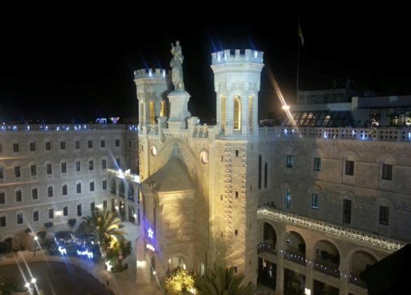 Christmas in Jerusalem Notre Dame Center