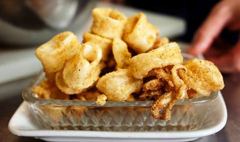 Rokach Shuk Perfect Fried Calamari