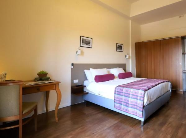 room at St. Andrews Scots Guesthouse in Jerusalem