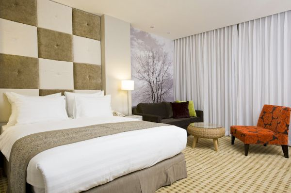 comfortable rooms at Sadot Airport Hotel