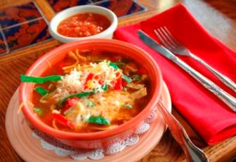 mexican and south american cuisine at mexicana restaurant in tel aviv  tortilla soup