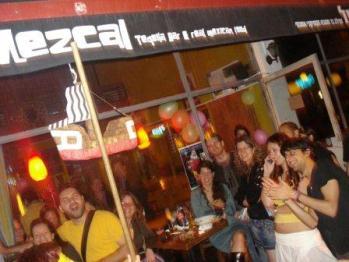 mexican and south american cuisine at mezcal bar restaurant florentine nightlife tel aviv