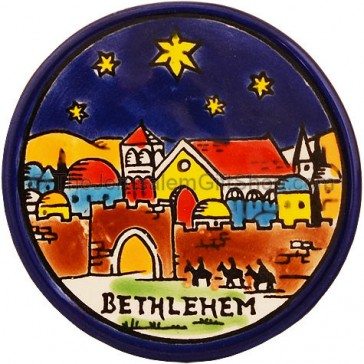 Armenian ceramics are one of the most popular souvenirs to bring back from the Holy Land
