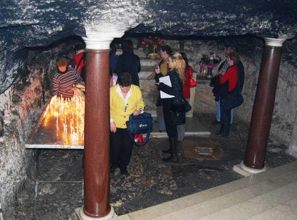 Stella Maris Monastery in Haifa Cave of Elijah the Prophet