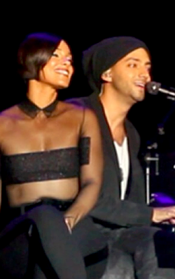 Tel Aviv events Idan Raichel played summer 2013 with Alicia Keys