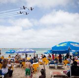 tel aviv april events and news from israel independence day aeronatic display yom ha'atzmaut