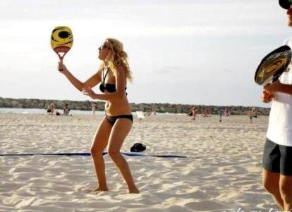tel aviv summer events  beach tennis every friday at frishman beach