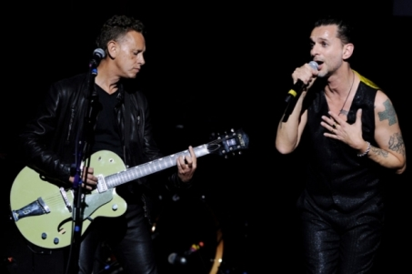 depeche mode open world tour in tel aviv israel