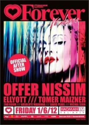 tel aviv news june events after madonna party at haoman 17 dj offer nissim