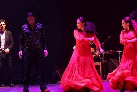 tel aviv news june events flamenco performance Remangar Dance Company