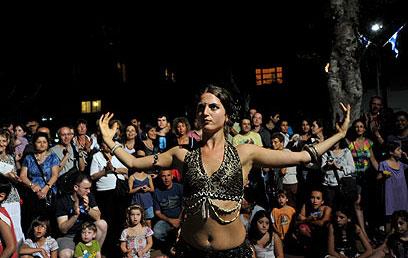 tel aviv news june events white night
