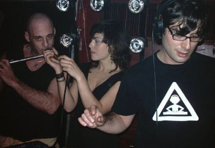 fetish line at bootleg club legendary dj ilya