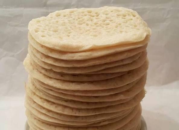 Lachuch Yeminite spongy bread