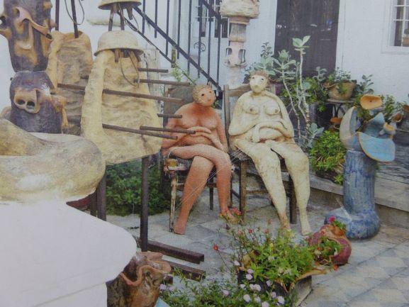 the Nahum Gutman Museum on Shabazi Street in the Neve Tzedek neighborhood in south Tel Aviv