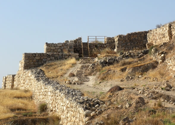 Lachish King Hezekiah's Northern Wall Complex