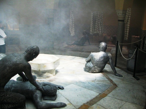 Turkish baths in Akko