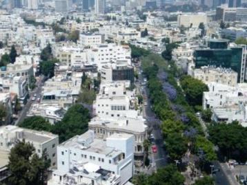 tel aviv the white city