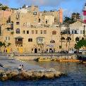 the port at old Jaffa Israel in Tel Aviv
