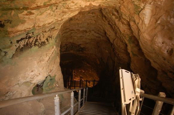 Megiddo Ancient Water Tunnel