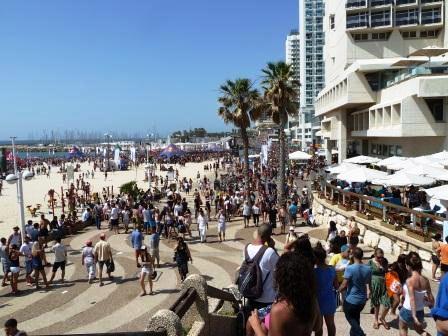 Tel Aviv Hotels near the Beach Promenade and the Marina