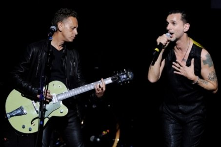 depeche mode open world tour in tel aviv israel