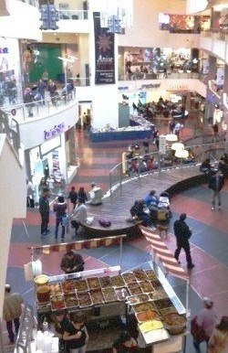 Tel Aviv shopping at Dizengoff Center in the heart of the city