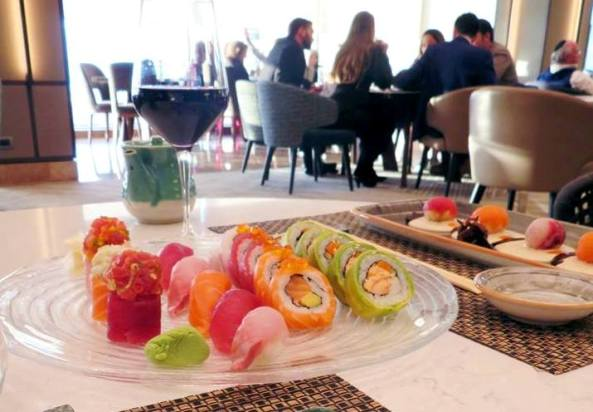 Best Kosher Sushi In Tel Aviv At Yakimono